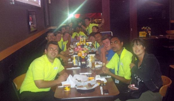 Universal Events, Inc., Team Knows the Importance of Bonding